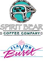 Coffee and Ice Cream Logos